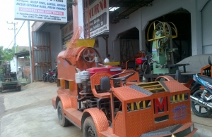 Jual Benso/ Band Saw Mobil