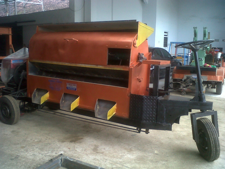 POWER THRESHER / PADI / JAGUNG / PERONTOK PADI / JAGUNG / DOS PADI / JAGUNG / POWER THRESHER MOBIL
