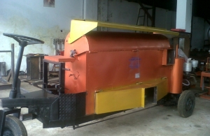 Jual POWER THRESHER / PADI / JAGUNG / PERONTOK PADI / JAGUNG / DOS PADI / JAGUNG / POWER THRESHER MOBIL
